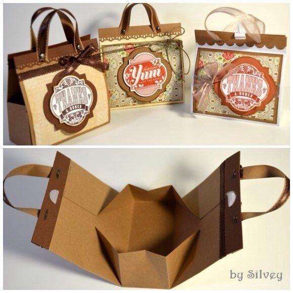 Упаковки для подарка своими рукам